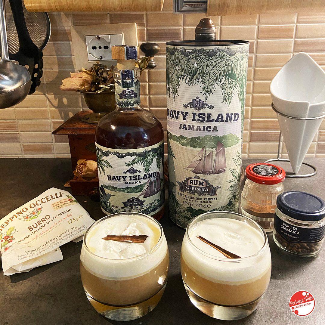 butter rum ricetta tradizionale