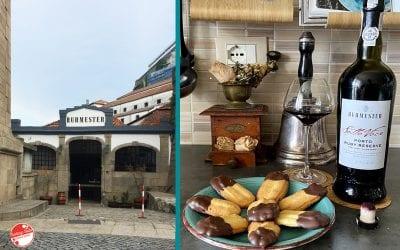 Biscotti di frolla montata: ricetta e abbinamento – Porto Ruby Burmester