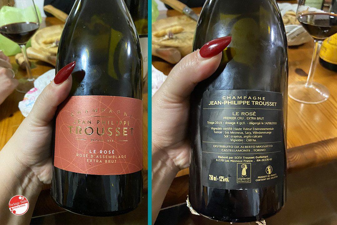 champagne trousset
