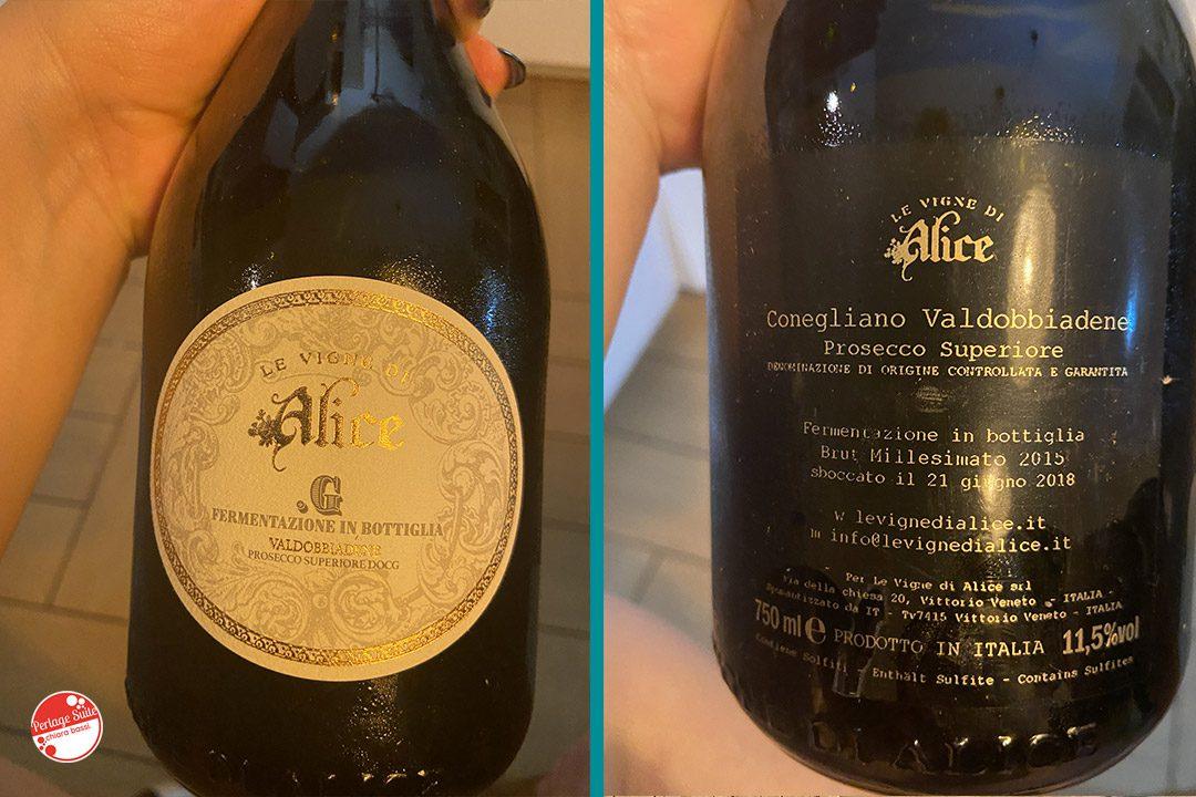 le vigne di alice prosecco superiore oroscopo 2021