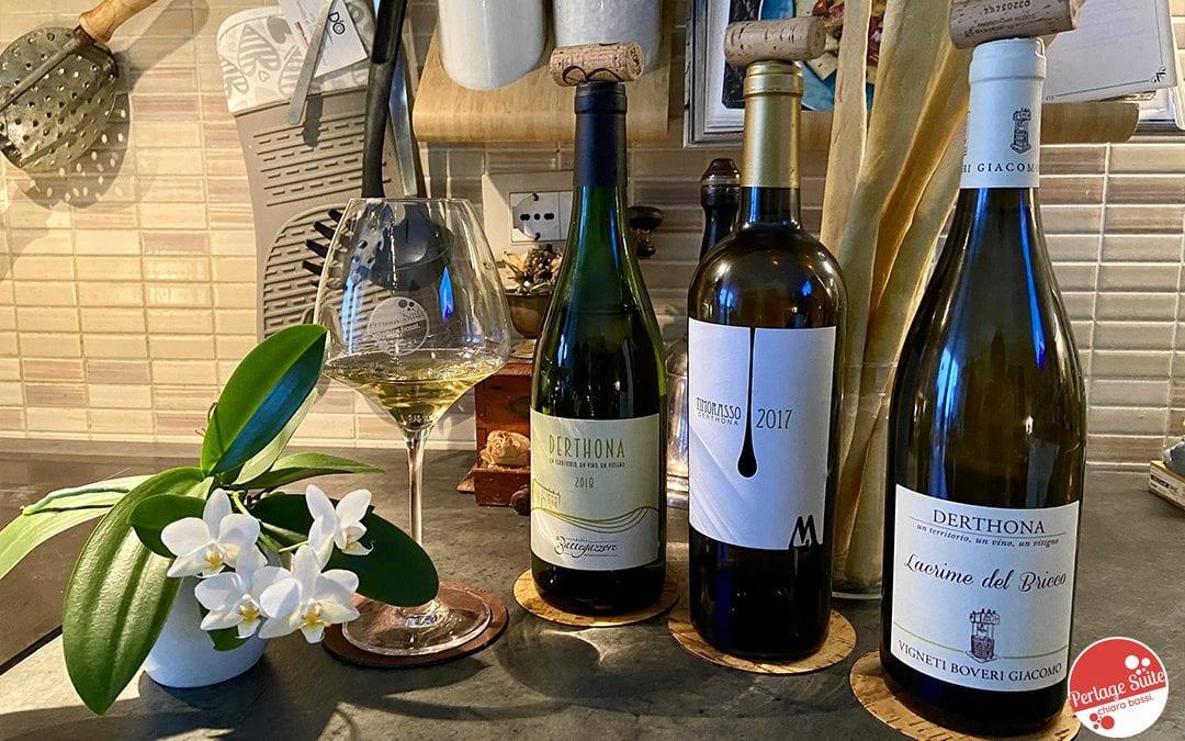 Timorasso: dal vitigno al vino, degustando Derthona