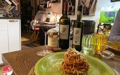 Spaghetti al pomodoro: la ricetta di Irene di Caiarossa