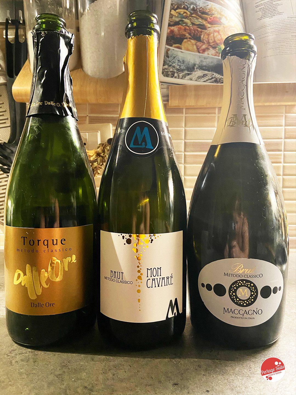 vino spumante metodo classico vitigni autoctoni