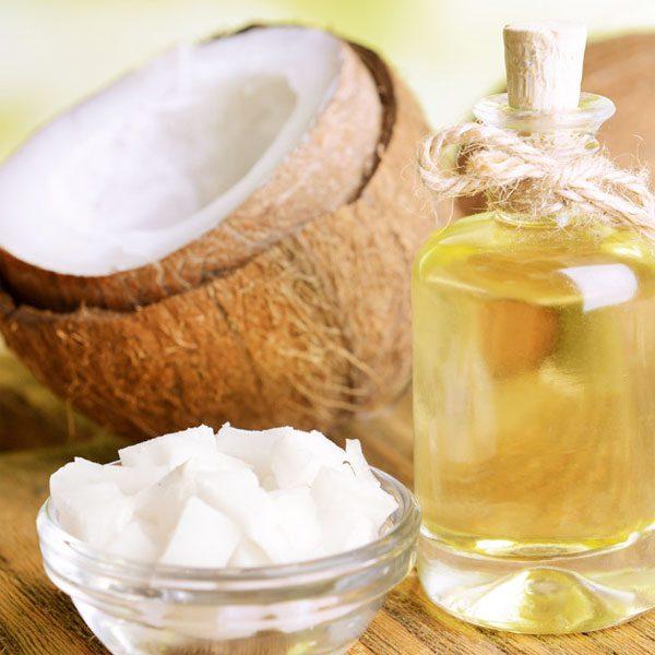 sesso e bollicine olio di cocco