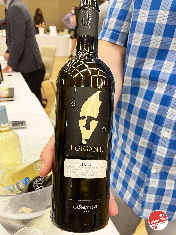 autoctono si nasce go wine contini giganti bianco
