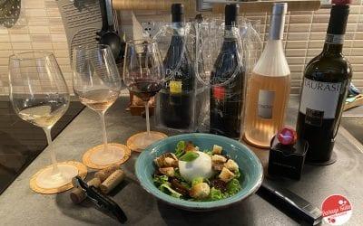 Feudi San Gregorio: Sfilata 2021 di 4 vini dell'Irpinia