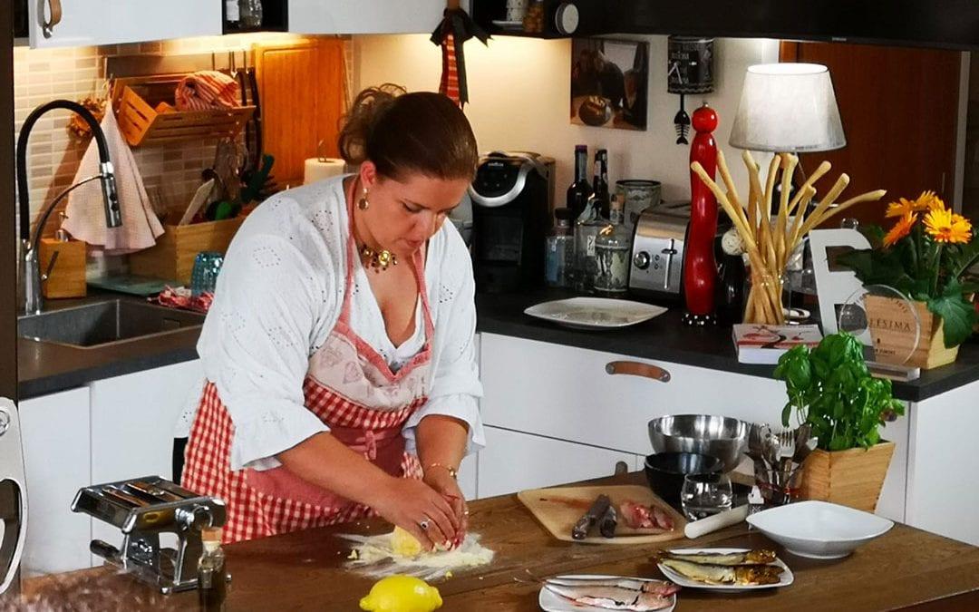 Montisola: ricetta + abbinamento vino per la sardina!