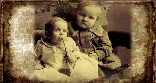 epoca vittoriana bambini