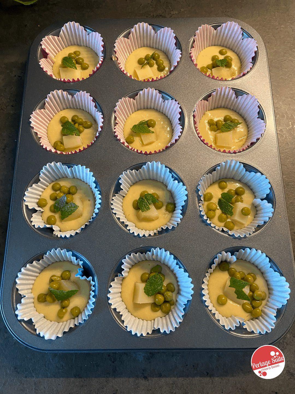 muffin salati ricetta facile abbinamento vino