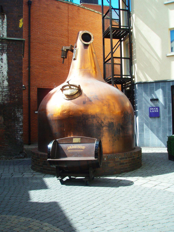 distillati alambicchi appunti distillazione